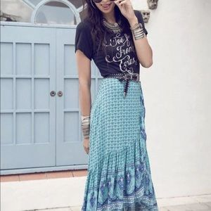 Spell & The Gypsy Collective Skirts - ISO=>Spell and the Gypsy Sunset Road Wrap Skirt